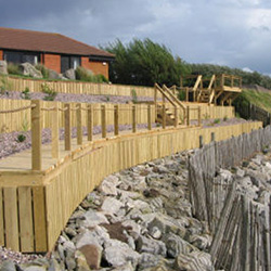garden fencing and decking wirral
